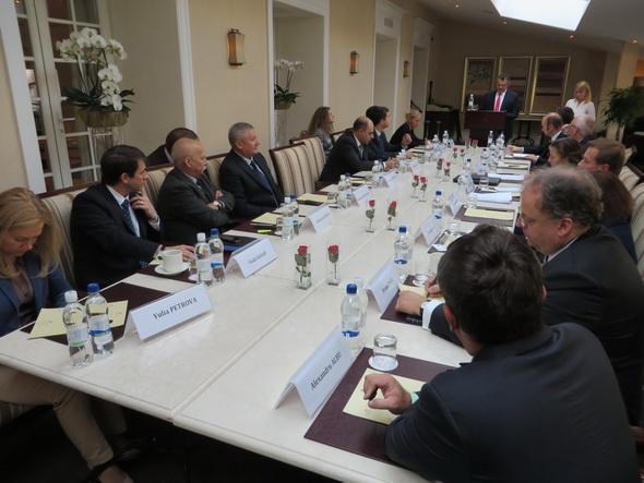 Találkozó az EUAM Ukrajna keretében (Forrás: eeas.europa.eu)