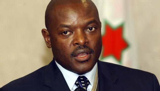 Pierre Nkurunziza  (forrás: http://cctv-africa.com/)
