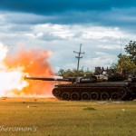 Hamarosan újabb öt T-84 Oplot-M harckocsit használhat a thai földi hadsereg. (Forrás: pp.vk.me)